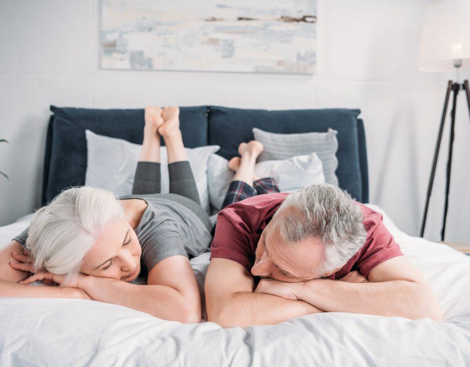Ako znížiť teplotu v spálni